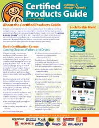 Certified Products Guide 2015