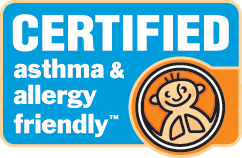 asthma & allergy friendly certification program Canada