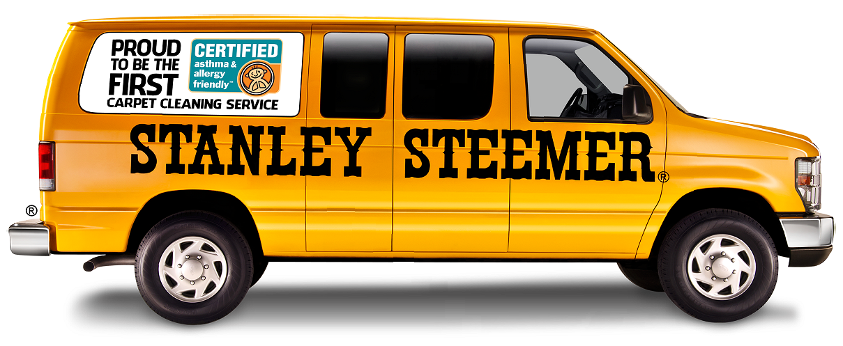 Certified Service Feature Stanley Steemers Carpet Cleaning Service